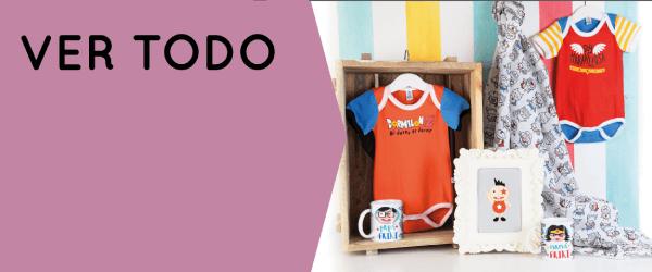 ropa divertida para bebés